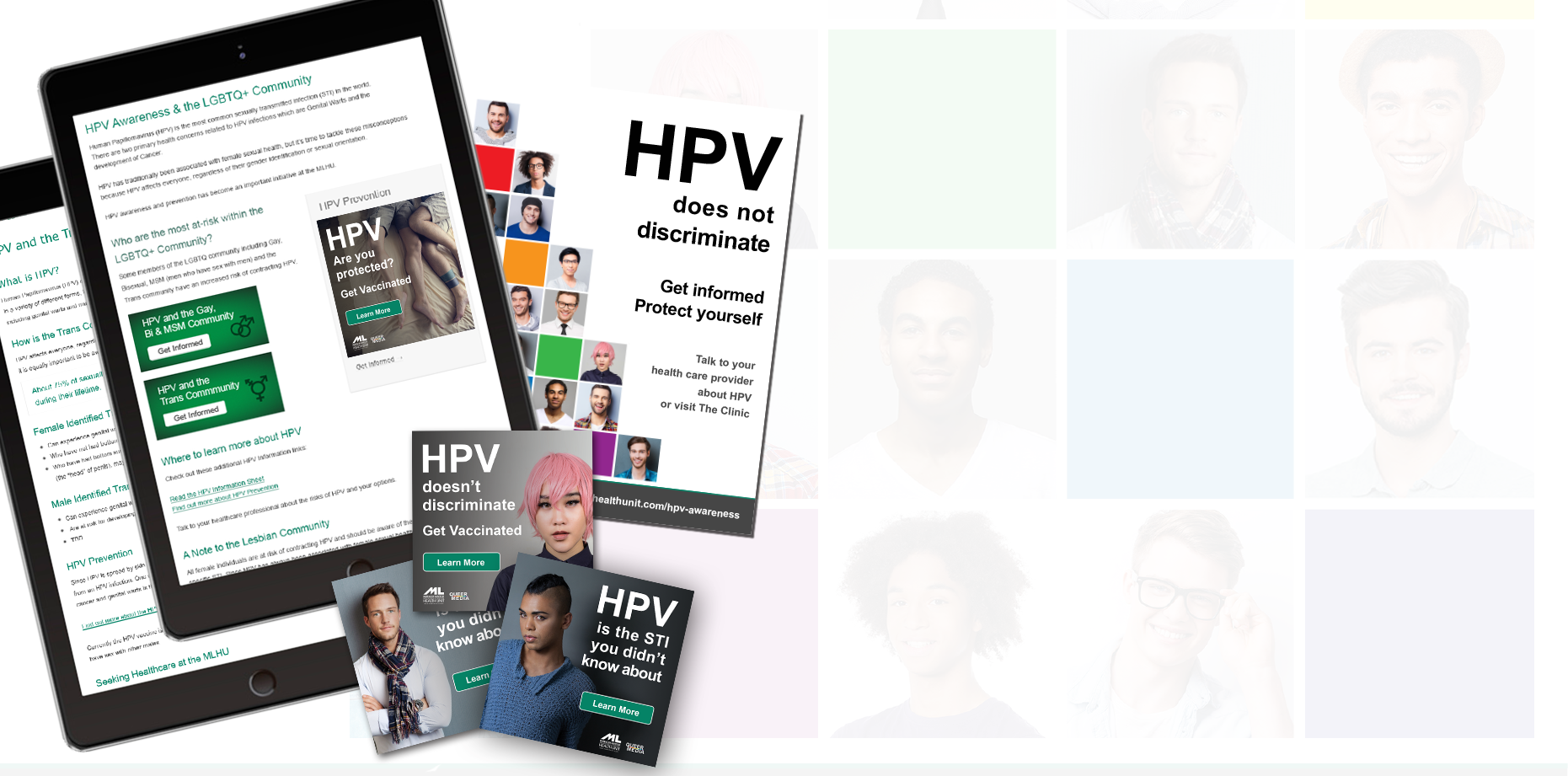 Queer Media - HPV Awareness Campaign
